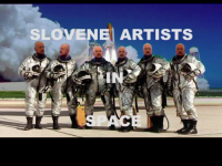 Image of Slovene Artists in space