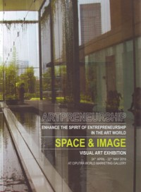 Image of ARTPRENEURSHIP Enhance The Spirit Of Entrepreneurship In The Art World