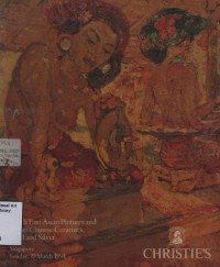 Image of Christie's, South East Asian Pictures and Straits Chinese Ceramics, Gold and Silver