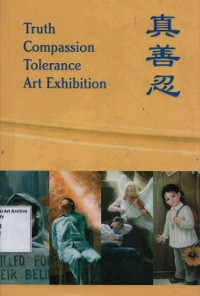 Image of Truth Compasion Tolerance Art Exibition